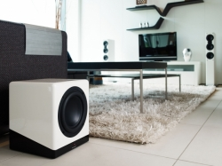SCANSONIC S12 SUB ACTIVE White