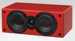 SCANSONIC S6 Center Red