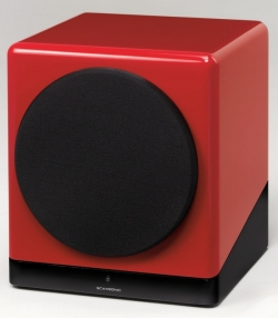 SCANSONIC S8 SUB ACTIVE Red