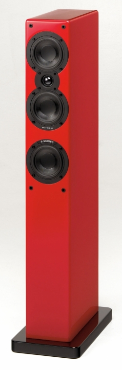 SCANSONIC S9 Red