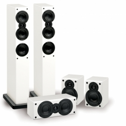 SCANSONIC HC900 Home Cinema WH