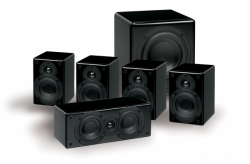 SCANSONIC HC451 Home Cinema BL