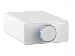 SCANSONIC A200 Amplifier White