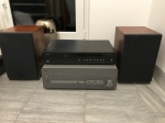 DYNAUDIO 52 + ARCAM 73 CD