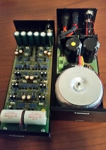 Heed Quasar MC+MM Phono Stage